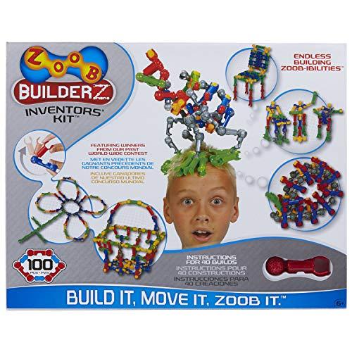 Zoob - Kit del Inventor (Juratoys 0Z11100)