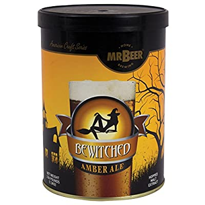 Mr. Beer Diablo IPA Home Brewing Beer Refill Kit