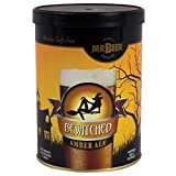 Mr. Beer Amber Ale 2 Gallon Homebrewing, Refill, Yellow