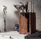 The Base: Magnetic knife holder meets utensil holder – Material