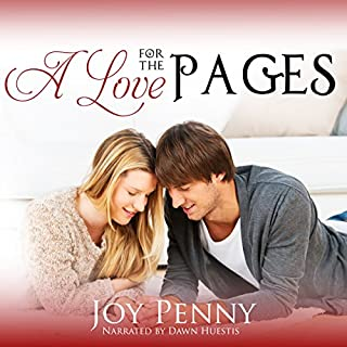 A Love for the Pages audiobook cover art