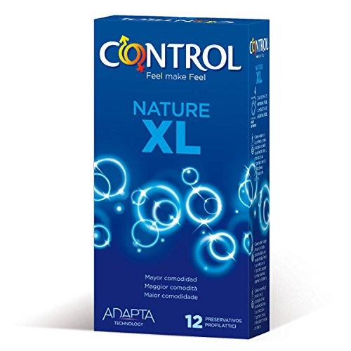 Control Nature XL Preservativos 12 Unidades