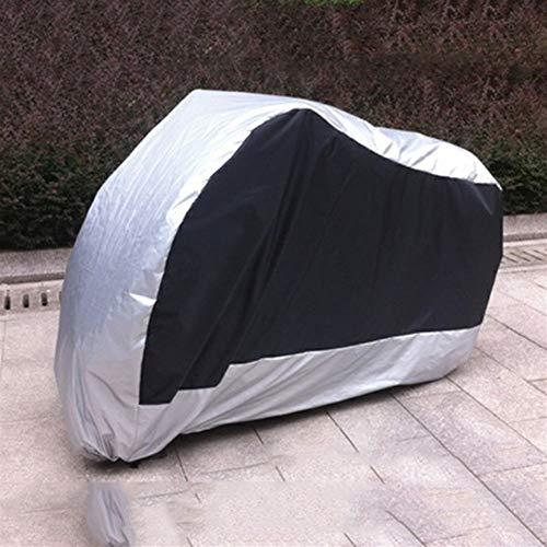 Nieuwe aankomst motorfiets cover All Season waterdicht stofdicht UV-bescherming buiten motorfiets regenhoes M L XL XXL 3XL maat XXXL