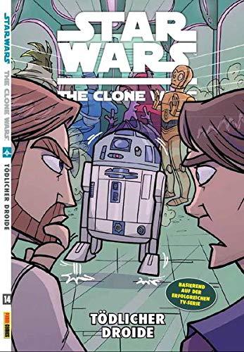 Star Wars: The Clone Wars (zur TV-Serie): Bd. 14: Tödlicher Droide