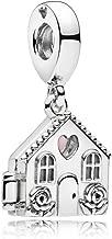 [Pandora] Pandora Perfect Home Pendant Charm (Silver) 797056en160