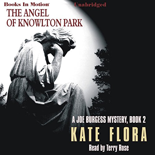 The Angel of Knowlton Park audiobook cover art