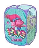 Idea Nuova DreamWorks Trolls Pop Up Hamper Toy