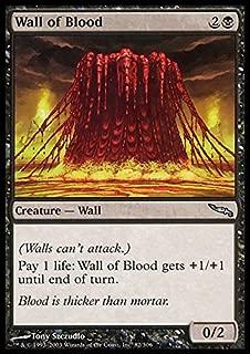 Magic: the Gathering - Wall of Blood - Mirrodin