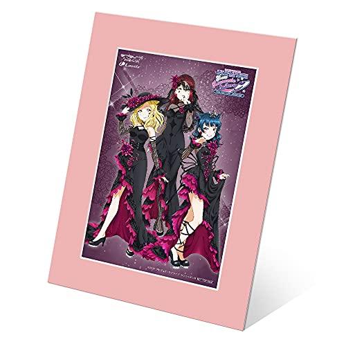 【Amazon.co.jp限定】『ラブライブ! サンシャイン!!』Guilty Kiss First LOVELIVE! ~ New Romantic Sailors ~ Blu-ray Memorial BOX(2L判キャラファインマット付)