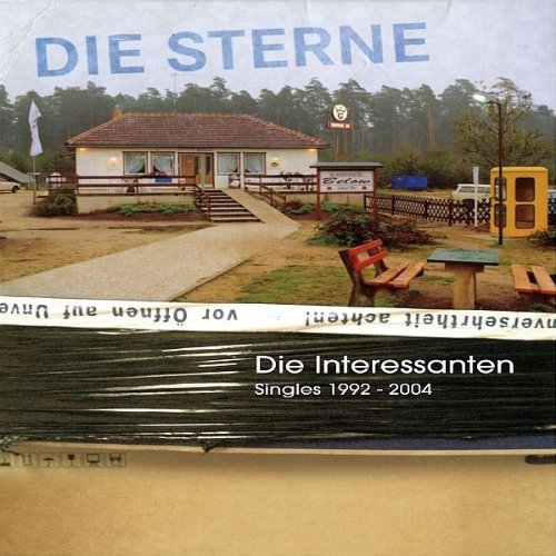 Die Interessanten (Singles 1992-2004 / CD+DVD)