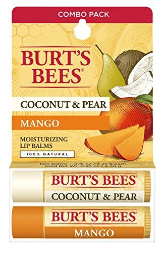 Bálsamos De Sabores marca Burt's Bees