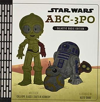 Star Wars ABC-3PO  Alphabet Book