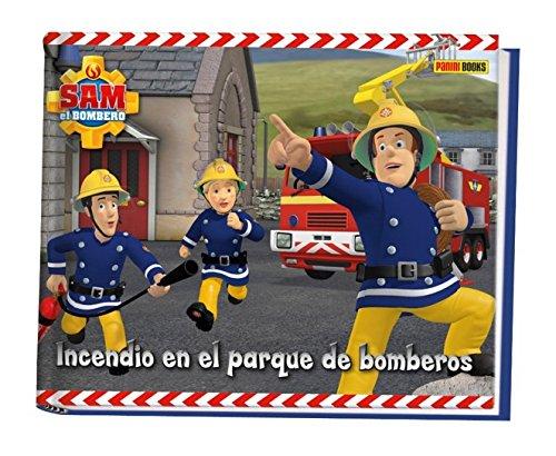 Incendio En El Parque De Bomberos (Sam El Bombero)
