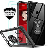 LeYiforHuawei P30 Lite/P30 Lite New Edition Case and 2