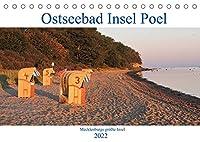 Ostseebad Insel Poel (Tischkalender 2022 DIN A5 quer): Herzlich willkommen auf Mecklenburgs groesster Insel (Monatskalender, 14 Seiten )