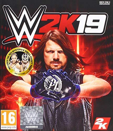 Take 2 - WWE 2K19 /Xbox One (1 GAMES)