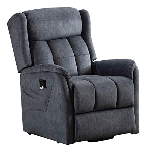 Power Lift Recliner Chair Single Recliner Chair Living Room Sofa...