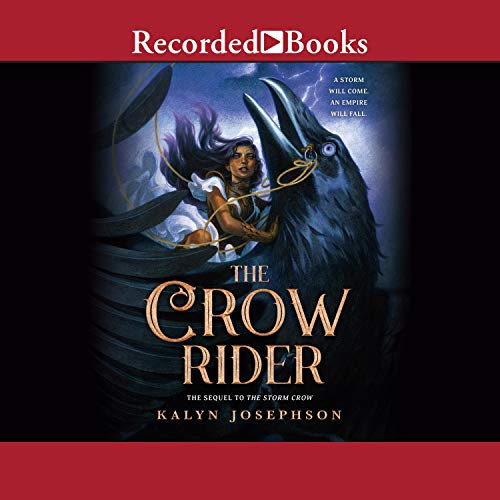 The Crow Rider cover art