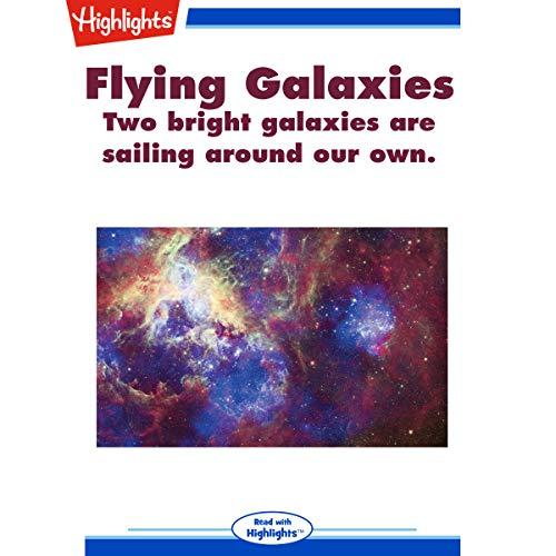 Flying Galaxies copertina