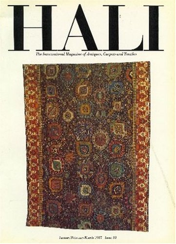 Hali : the International Journal of Oriental Carpets and Tex