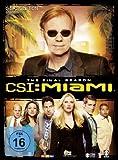 CSI: Miami - Season 10.1 [3 DVDs] - David Caruso