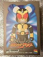 品 仮面ライダー アギト BERBRICK 400 100セット メディコムトイ 石ノ森章太郎 ベアブリック