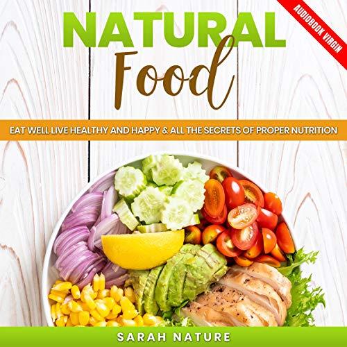 Natural Food cover art