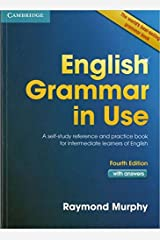 English Grammar in Use: A Self Study Reference and Practice Book Intermediate Learners Book Paperback