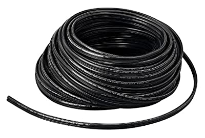 Hinkley Lighting Low Voltage 100 Feet Copper Cable, Black