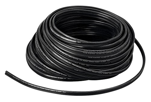 Hinkley Lighting 0250FT 12-2 Low Voltage 250 Feet Copper Cable, Black by Hinkley