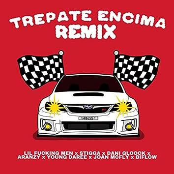 Trepate Encima Remix
