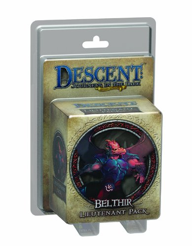 Descent Second Edition: Belthir Lieutenant