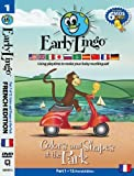 Early Lingo Colors and Shapes at The Park DVD (Part 1 French)