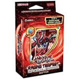 Yu-Gi-Oh Cards! Raging Tempest Special Edition Deck | 3 Booster Packs | 2 Super Rare Cards | Genuine Cards, Multicolor, Model: 083717831495