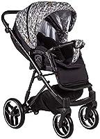Baby Merc Travel Sistem Bebek Arabası La Rosa Grey