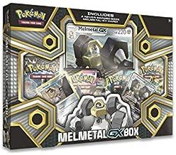 Pokemon TCG: Melmetal-GX Box