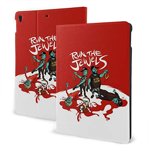 Ru-N of The Je-Wels Slim Lightweight Smart Shell Stand Hard Back Protective Cover Case with Auto Wake/Sleep for Ipad