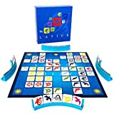 Latice Strategy Board Game - the Popular New Family Board Game for Kids and Adults, Challenging Fun...