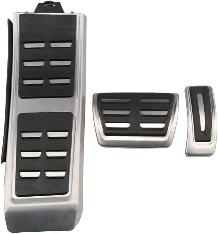 SAXTZDS Cheap mail Directly managed store order shopping Auto Stainless Steel at Car Fity Pedals Pedal Cover