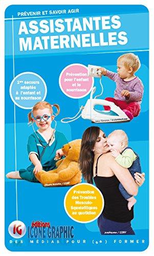 Livre Assistantes maternelles - Prévention et premiers secours