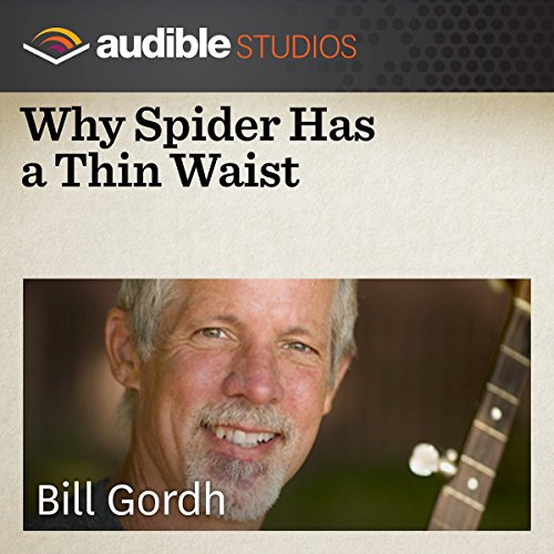 Why Spider Has a Thin Waist  By  cover art
