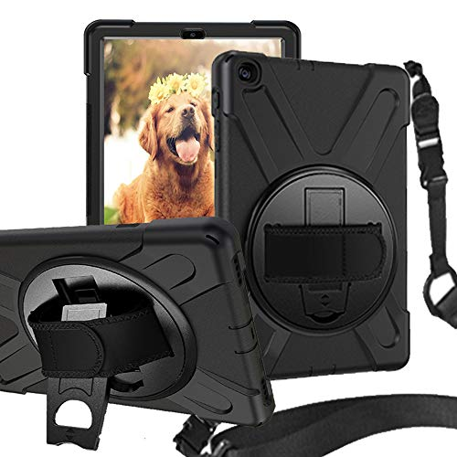 rantice Samsung Galaxy Tab A 10.1 2019 Case, Heavy Duty Rugged...