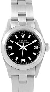 Rolex Oyster Perpetual Automatic-self-Wind Female Watch 76080 (Certified Pre-Owned)