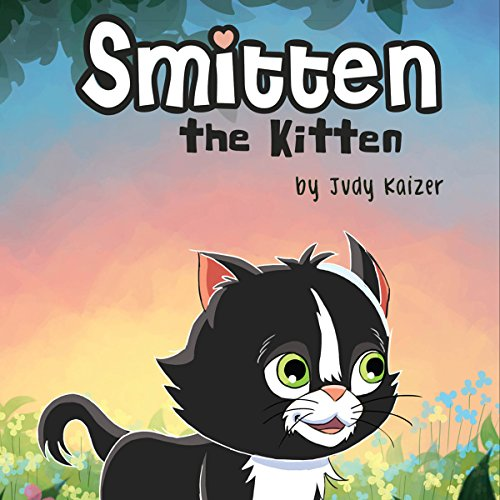 Smitten the Kitten audiobook cover art