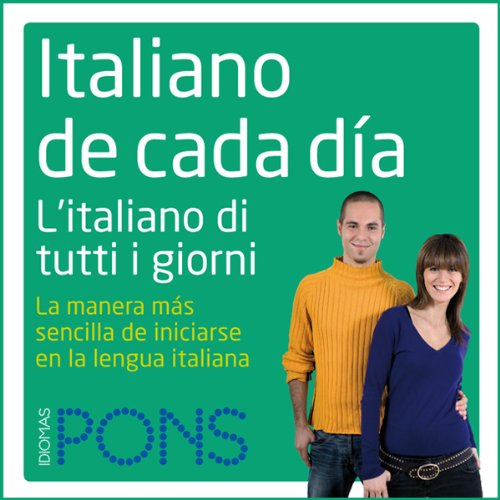 Italiano de cada día [Everyday Italian] cover art
