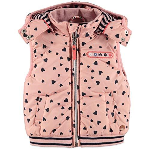 Babyface Girls Weste 0108108, Fb. Chalk pink (Gr. 92)