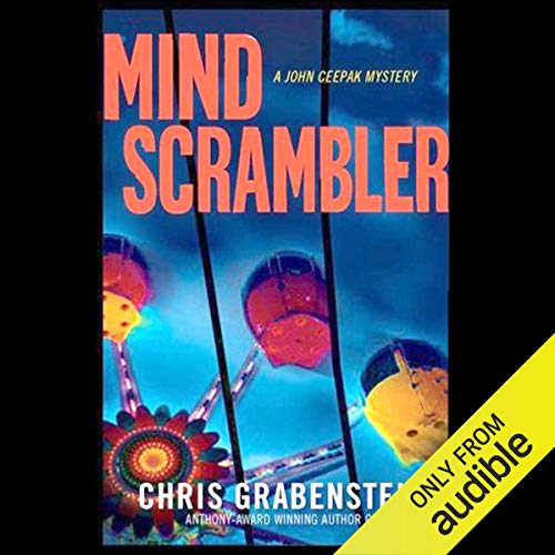 Mind Scrambler cover art