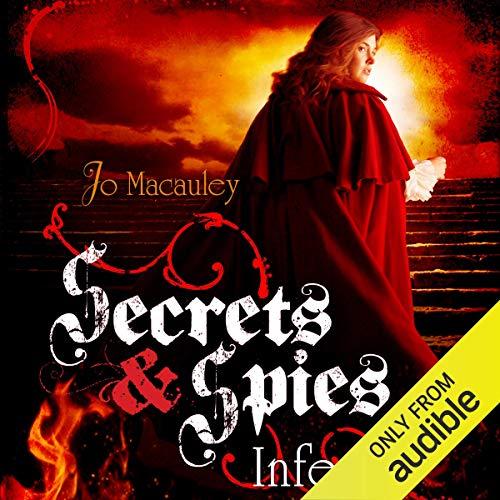 Inferno: Secrets & Spies, Book 3 audiobook cover art