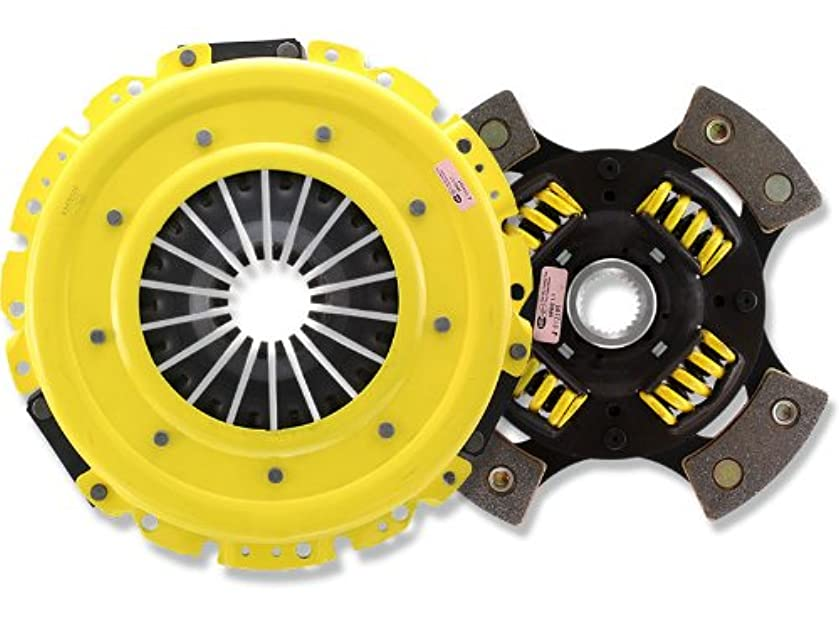 ACT SB2-HDG4 HD Pressure Plate with Race Sprung 4-Pad Clutch Disc