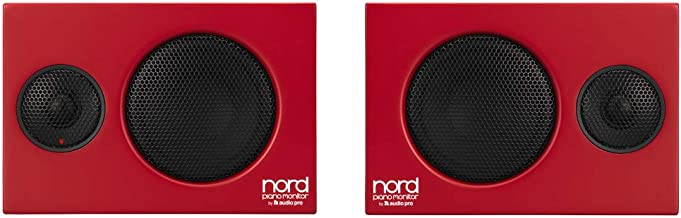 Nord Piano Monitor V2 Active Stereo Speakers (Price is per p